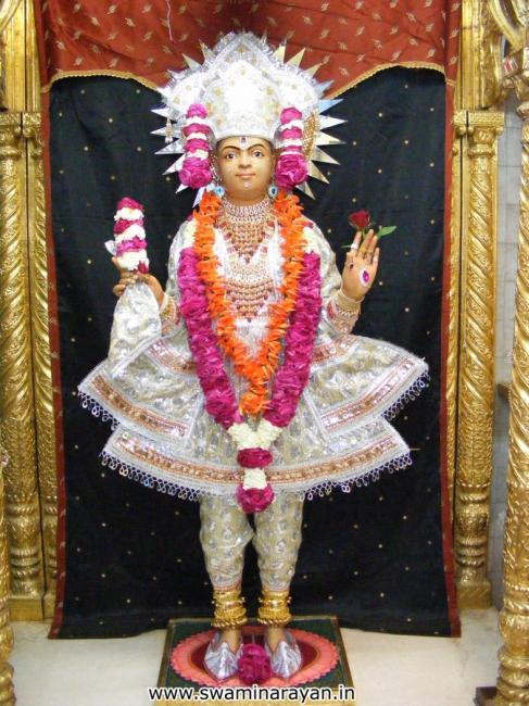 Shree Swaminarayan Temple Cardiff Daily Darshan World Wide