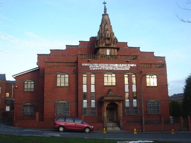 Shree Swaminarayan Temple Cardiff Mandirs Worldwide